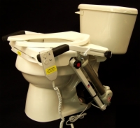 Tush Push Toilet Seat Lift